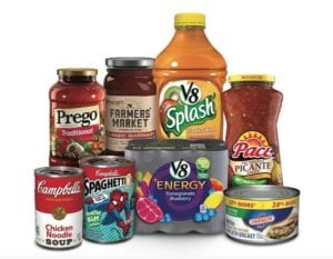Back to School Savings with Campbell Soup Company Products and Walmart