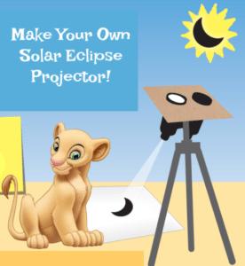DIY Solar Eclipse Projector Project