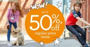 Back To School With Gymboree + 50% Off