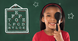 Apply for Free Eye Exams and Glasses for Kids: Let's Go See