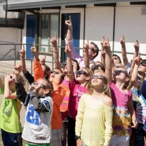 Solar Eclipse Glasses – Watch the Total Eclipse with Your Kids!