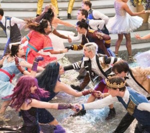 The Story Continues in Disney Descendants 2 + Reader Giveaway