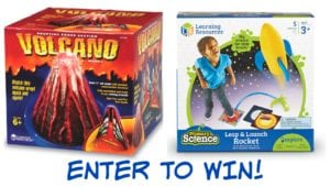 Back-to-School Educational Toys + Reader Giveaway