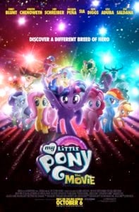 Check Out the New Trailer for My Little Pony: The Movie!