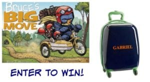 """Get on the Move with """"Bruce's Big Move"""" Book + Reader Giveaway"""