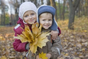Outdoor Fall Games for Kids