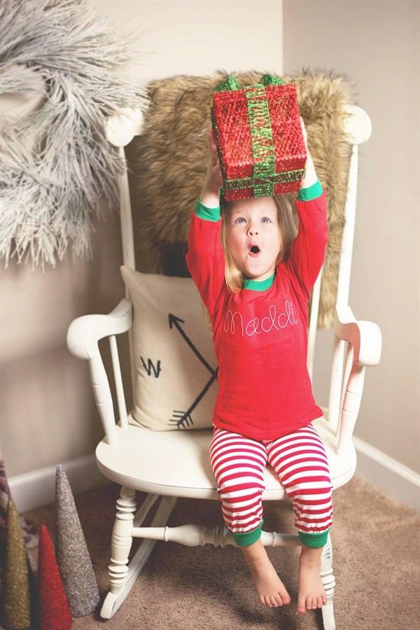 Kids' Personalized Christmas Pajamas