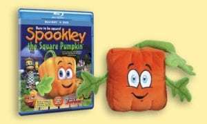 Spookley the Square Pumpkin Now Available on Blu-ray and DVD + Reader Giveaway!
