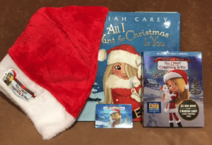 Mariah Carey's All I Want for Christmas Is You Movie Release + Giveaway!