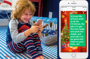 Enjoy Christmas Fun at Santa.com – Including Text Messages from Santa! + Giveaway