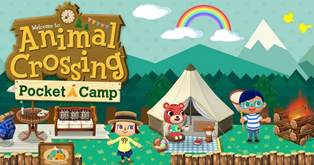 FREE: Animal Crossing Pocket Camp App! On iTunes or Google