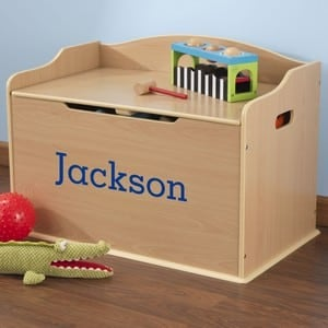 Personalized Toy Boxes – Make Toy Organization Fun!
