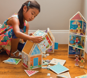 Creative Toys: Build and Imagine Doll Houses