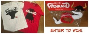 """Ferdinand"" in Theaters December 15th (TODAY!) + Reader Giveaway"