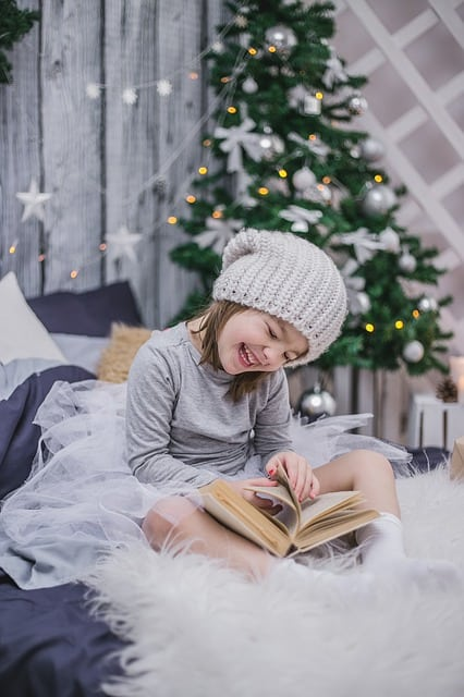 Let kids discover the joy, beauty, and fun of creating new Christmas traditions. Enjoy their curiosity and adventure in discovering new ways to create holiday traditions—and memories.