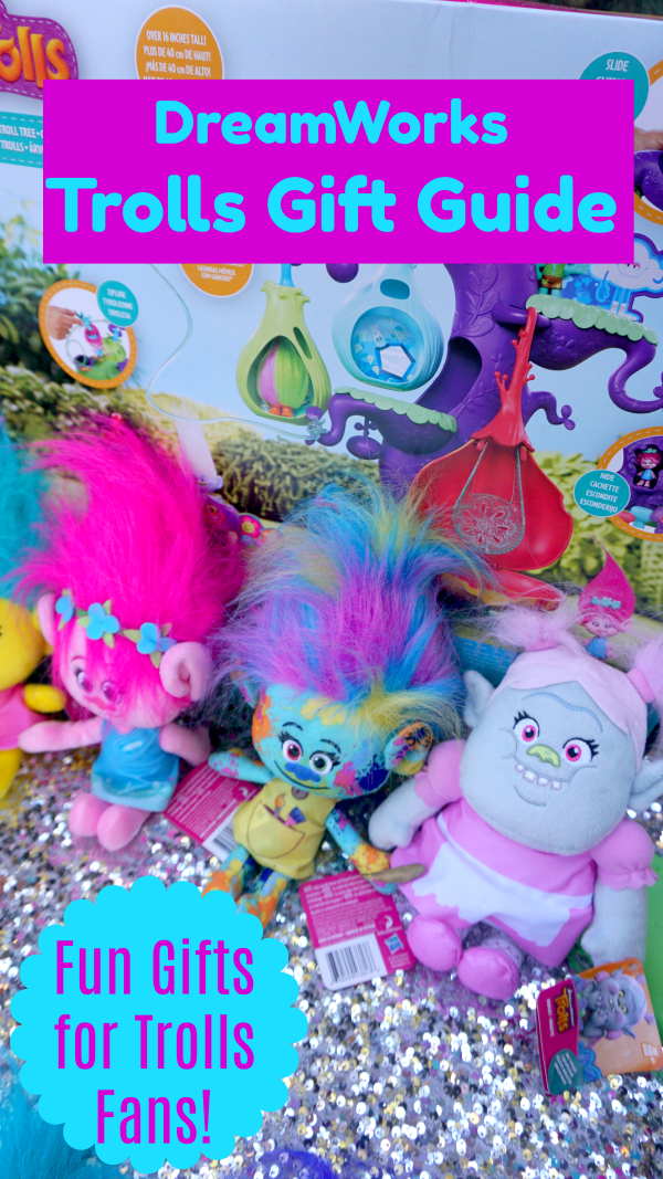 Trolls Gift Guide - Fun Toys, Clothes and Gifts for DreamWorks Trolls Fans!