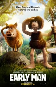 Early Man in Theaters February 16 + Reader Giveaway!
