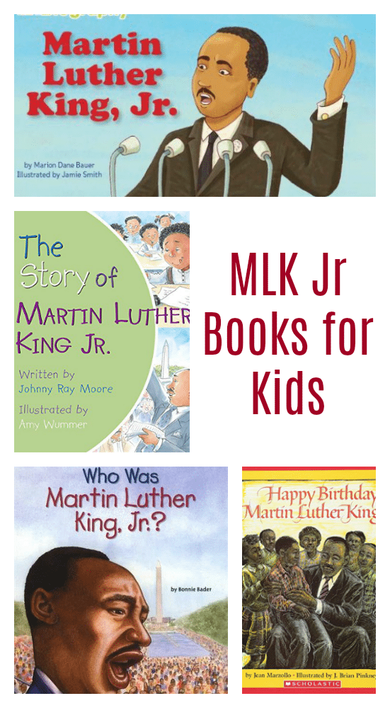 Help children learn about Martin Luther King, Jr. and celebrate his life with these kids books about MLK Jr.