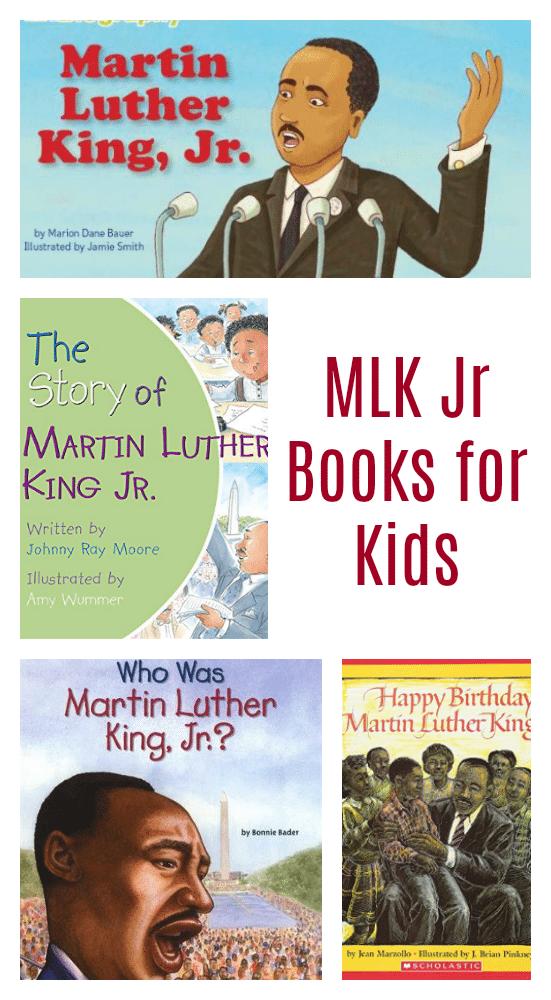 Martin Luther King Jr Books For Kids Jinxy Kids