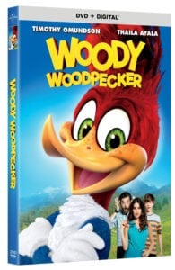 Woody Woodpecker Available on DVD + Digital February 6 + Reader Giveaway!