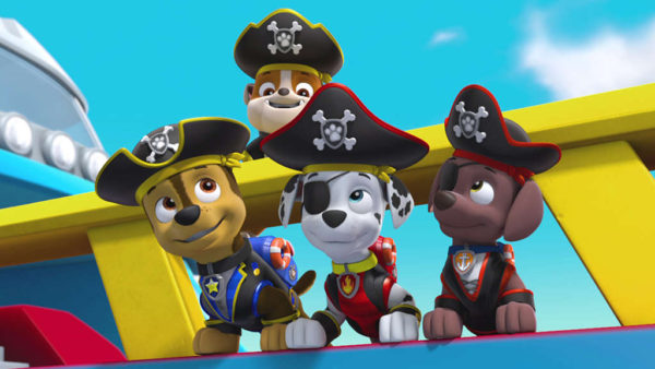 Paw Patrol Sea Patrol On Dvd March 6 Reader Giveaway