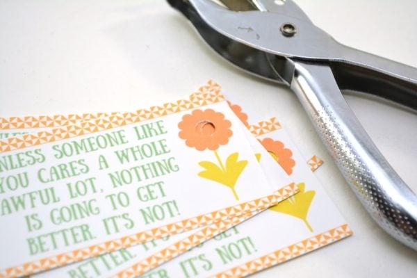 image about Truffula Seeds Printable titled Lorax Truffula Tree Seed Craft - Jinxy Small children
