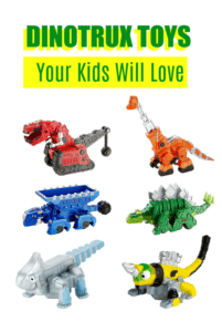 Dinotrux Toys Your Kids Will Love
