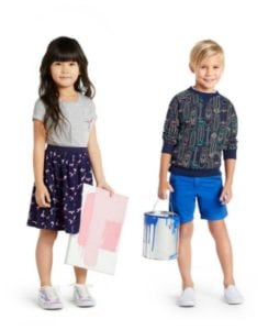 Shop Gymboree's New Spring Collection and #FollowYourArt