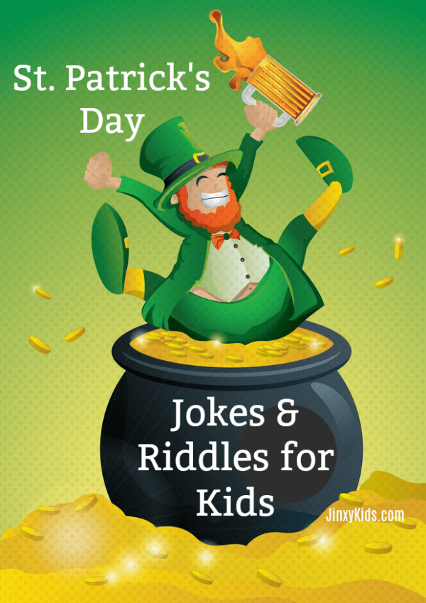 St. Patrick's Day Jokes and Riddles for Kids