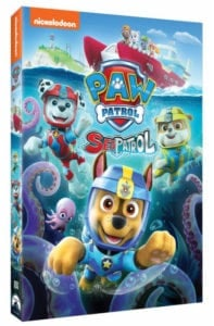 PAW Patrol: Sea Patrol on DVD March 6 + Reader Giveaway