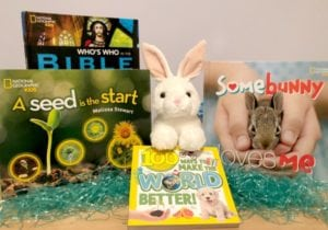 Fill Your Kids' Easter Baskets with National Geographic Kids Books + Reader Giveaway!