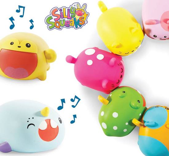 Silly Squeaks Toys