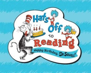FREE Dr. Seuss Reading Event at Select Target Stores Nationwide – Saturday, March 3rd