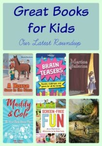 March Kids Book Roundup