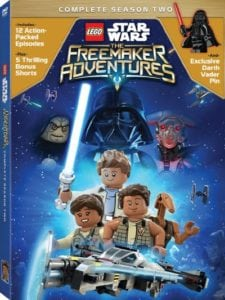 LEGO Star Wars Freemakers Season 2 DVD Now Available – Reader Giveaway
