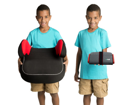 travel Booster Seat Review
