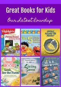 April Kids Book Roundup