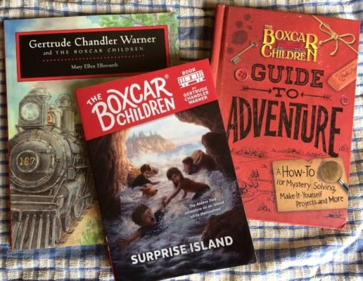 The Boxcar Children – Surprise Island in Theaters May 8 + Free Printables + Reader Giveaway