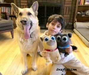 Puppy Dog Pals Movie Night Party with Recipe and Activities