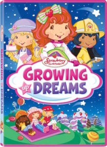 Strawberry Shortcake Growing Up Dreams
