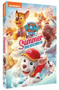PAW Patrol: Summer Rescues on DVD May 1 + Reader Giveaway
