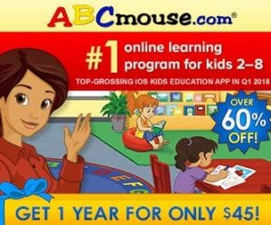 ABCmouse Over 60% Off Through Memorial Day! – EXTENDED!