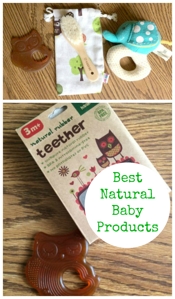 Best Natural Baby Products