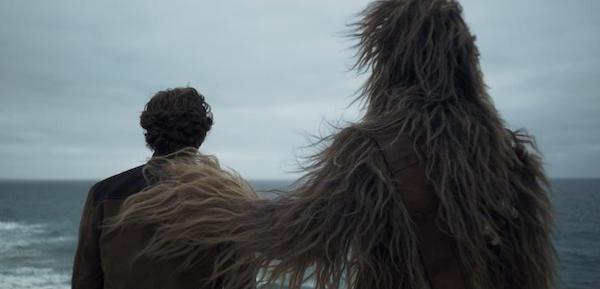 Chewbacca Han Solo Beach