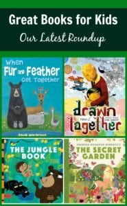 May Kids Book Roundup