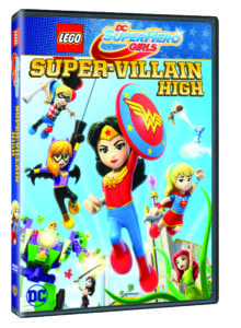 LEGO DC Super Hero Girls: Super-Villain High on DVD May 15 + Reader Giveaway