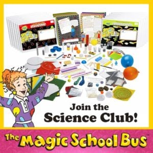 The Magic School Bus Science Club Kit – Just $10/Month!
