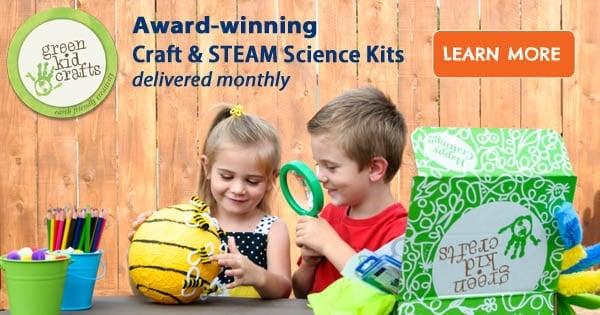 STEM Activities - Green Kid Crafts Discount Code