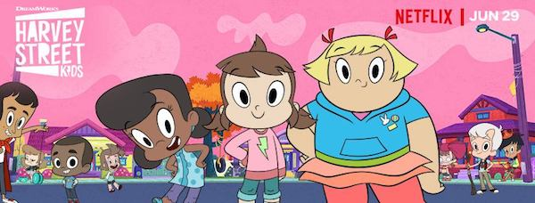 Harvey Street Kids Characters