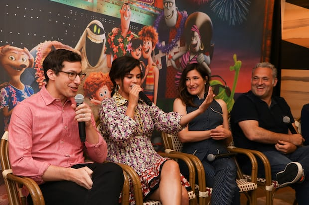 Hotel Transylvania 3 LA Press Conference